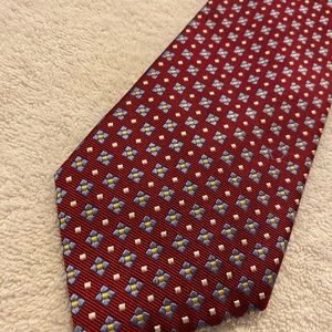Brand New Classic Business Tie By JOS A BANK